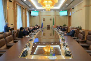 Минниханову доложили о перспективных проектах «Татнефти» в странах СНГ и в Ираке