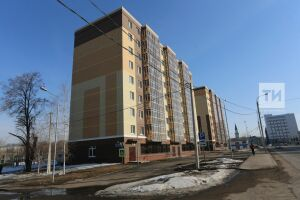 В Татарстане введено в эксплуатацию почти 27% жилья от плана