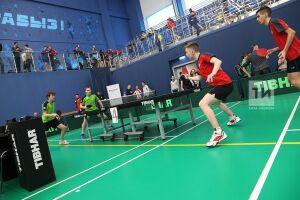 Спортсмены Сабинского района выиграли всероссийский турнир по настольному теннису