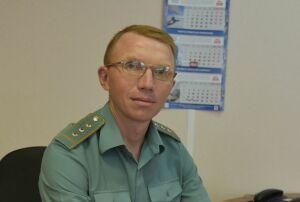 Назначен новый руководитель Альметьевского таможенного поста