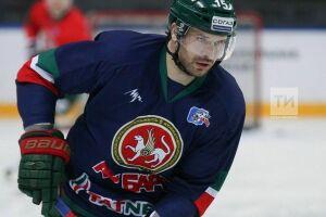 Капитан «Ак Барса» Александр Свитов: Время покажет, останусь я в хоккее или нет