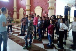 Юные музыканты из Бухары увидели достопримечательности Казани
