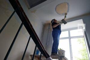 В Татарстане капитальный ремонт стартовал в 19 многоквартирных домах