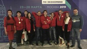 Школьники из Татарстана стали призерами Всероссийской олимпиады по экономике