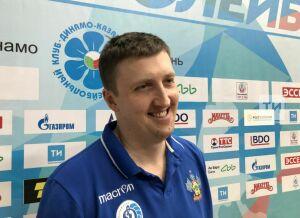 Старший тренер краснодарского «Динамо»: Нам трудно играть против лучших блокирующих Суперлиги
