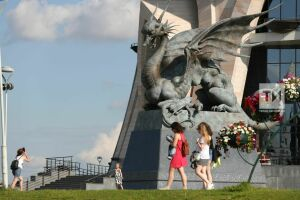 Июнь в столице Татарстана будет засушливым, а август – жарким