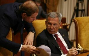 Минниханов принял участие в заседании президиума Совета при Президенте РФ по нацпроектам