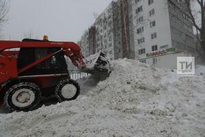 Для борьбы с весенним снегопадом исполком закупил 25 мини-тракторов, которые заменят 300 рабочих