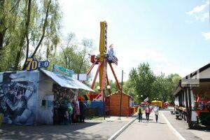 Этим летом в казанских парках увеличится количество аттракционов и точек продаж