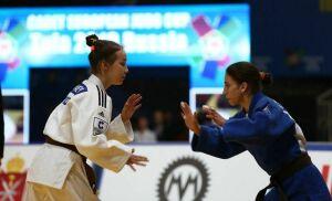 Татарстанская дзюдоистка Карина Минникаева стала серебряным призером Кубка Европы среди кадетов