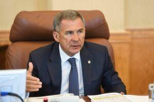 Минниханов: Проект создания полилингвальных комплексов в Татарстане поддержан Путиным