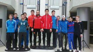 Татарстанская команда завоевала «бронзу» в чемпионате России по прыжкам на лыжах с трамплина