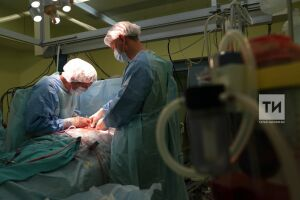 Жителю Зеленодольска пересадили сердце в МКДЦ