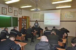 Татарстанские заключенные впервые проверили свою грамотность в Тотальном диктанте
