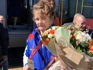 Татарстанский борец Светлана Липатова станет первым номером сборной России вкатегории до57кг