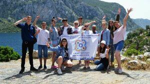 Десять одаренных нижнекамских школьников побывали в Турции по приглашению мэра Мармариса
