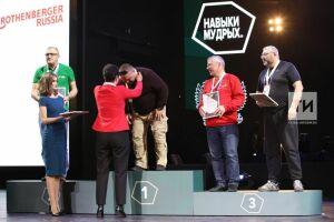 «Профессионалы, анепредпенсионеры»: НаWorldSkills Russia вКазани чествовали «Навыки мудрых»