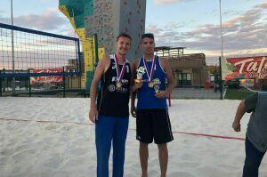 В республиканском турнире по пляжному волейболу победили альметьевцы