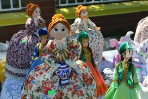 Мамадышские артисты и умелицы представили Татарстан на фестивале «Днепровские голоса в Дубровно»