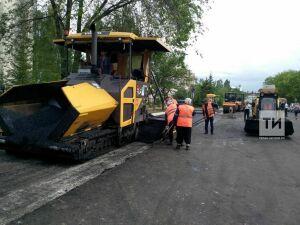 В Автограде в ходе капремонта улицы Усманова обустроят 566 парковочных мест