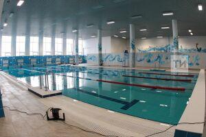 В Нижнекамске построят спорткомплекс олимпийского уровня с 50-метровым бассейном