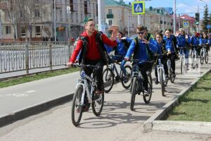 Казанский велопробег впервые пройдет в Дербышках