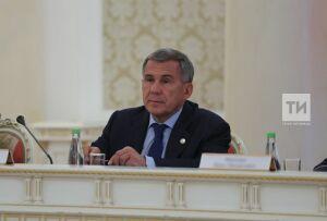 Минниханов расскажет иностранным послам о работе группы «Россия – Исламский мир»