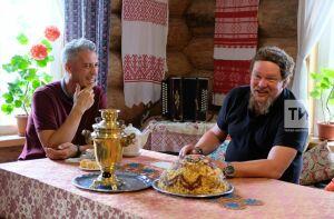 ВКазани финский актер ирежиссер Вилле Хаапасало для своей передачи снял эпизод вМузее чак-чака