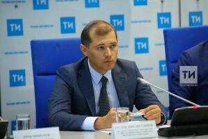 Руслан Шигабутдинов сменил отца на должности генерального директора «ТАИФа»
