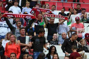 Альберт Шигабутдинов: Главное требование к «Рубину» — чтобы стадион был полон болельщиков