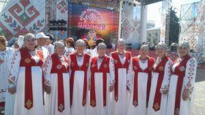 Бугульминский ансамбль впервые принял участие во Всечувашском «Акатуе»