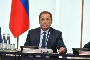 Игорь Комаров в Иннополисе: Реализация нацпроектов должна вестись с учетом мнения населения