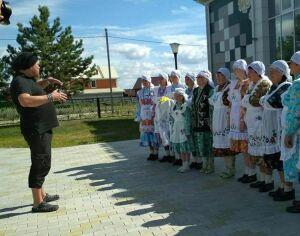 Вилле Хаапасало порыбачил и попробовал квас в Лаишевском районе