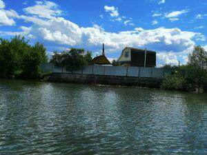 В Высокогорском районе жителям ограничили доступ к реке Казанке