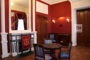 Впредставительском «Доме приемов» Казани, встречавшем мэра Парижа, открылся барбершоп