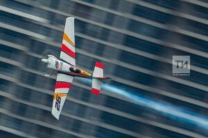 В Казань доставили самолеты для авиагонок Red Bull Air Race