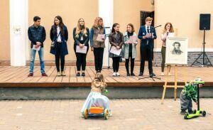 Калачами из настоящей русской печи угостят в сквере Аксенова на фестивале «Рядом с Пушкиным»