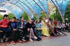 В четырех школах Альметьевского района стартовал фестиваль «Бяки Буки»