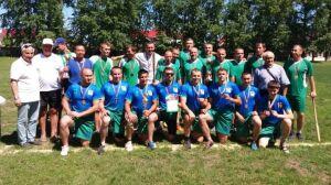 Сельчане Спасского района стали чемпионами республики по мини-лапте
