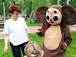 На литературном фестивале «Читающий Нижнекамск» гости совершили путешествие по «Лукоморью»