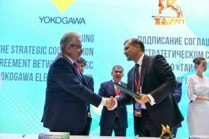 «Мы заинтересованы в укреплении отношений с РТ»: Yokogawa поможет ТАИФу повысить эффективность