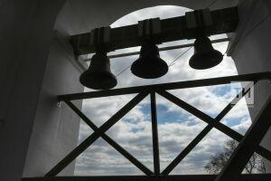 В челнинском приходе Рождества Христова установили колокола с «электронным звонарем»
