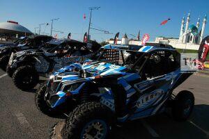 Атмосфера Татарстана и 200 мотогонщиков: в Казани впервые прошло открытие квадросерии Can-Am X Race