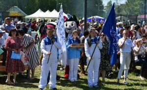 Эстафету флага WorldSkills доставили в Кайбицкий район Татарстана