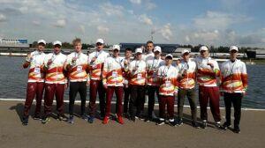 Татарстанцы завоевали «серебро» на ЧЕ по гребле на лодках «Дракон»
