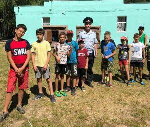Безопасность детей в летних лагерях в Татарстане проверили сотрудники Росгвардии