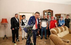 В Казани стартовали съёмки первой серии комедийного ситкома о татарской семье