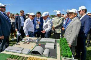 Рустаму Минниханову доложили об оцифровке всех полей в Татарстане