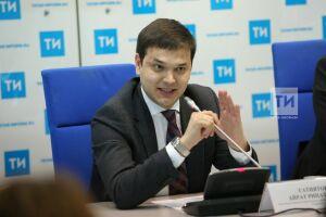 Самый молодой заместитель Ирека Файзуллина ушел на повышение в Москву