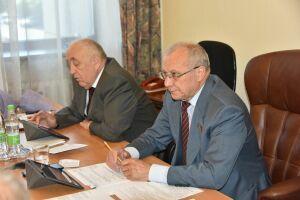 Комитет по законности и правопорядку Госсовета РТ подвел итоги работы за пять лет